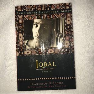 Iqbal Paperback Book by Francesco D'Adamo